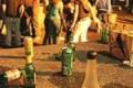 Agrigento, ragazze ubriache in pieno centro importunano i passanti: intervengono i Carabinieri