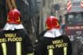 """San Leone, distrutto dalle fiamme il ristorante """"Bella Vista"""""""