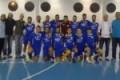 L'Atletico Campobello C5 stagione 2013-14 parte bene e sbanca subito il campo di Viagrande
