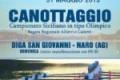Naro, tutto pronto per il campionato Sicilia di canottaggio al San Giovanni