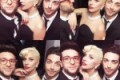 Piero Barone e il Volo primi in classifica: si festeggia con un selfie con Lady Gaga
