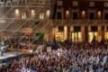 Sicilia, oltre 20mila persone sotto il palco degli Stadio