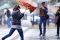In Sicilia previsto un brusco calo delle temperature accompagnato da acquazzoni e venti forti