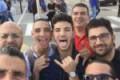Club Juve di Canicattì in tour   all'Allianz Stadium di Torino in occasione della partita contro il Genoa