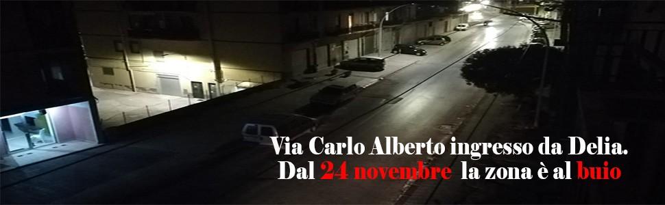 Canicattì: un quartiere al buio dal 24 novembre scorso. I residenti non sanno più a chi rivolgersi