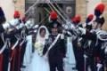 Naro, il Comandante della stazione dei Carabinieri convola a nozze