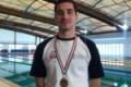 E' di Campobello la medaglia d'oro di nuoto 1500 SL Andrea D' Agostino