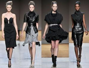 Paris Fashion Week Primavera Estate 2010  Yves Saint Laurent ... 2760e7a22f2