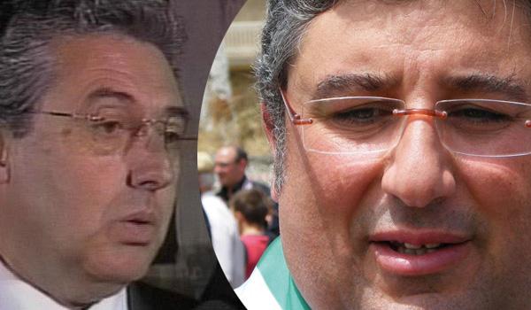 Il posto del dimissionario Rosario Serravillo è stato occupato da Antonio Sferrazza, nominato dal sindaco Salvatore Ippolito. - sindaci