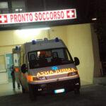 Caltanissetta, investito mentre attraversa la strada, 45enne al pronto soccorso