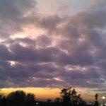 Meteo Sicilia, cieli velati e clima instabile premessa di un weekend con piogge e temporali