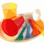 Stop alle ordinanze 'plastic free', il tar le sospende dopo il ricorso dei produttori di stoviglie in plastica monouso