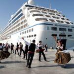 Porto di Palermo, il terminal passeggeri gestito da Msc e Costa
