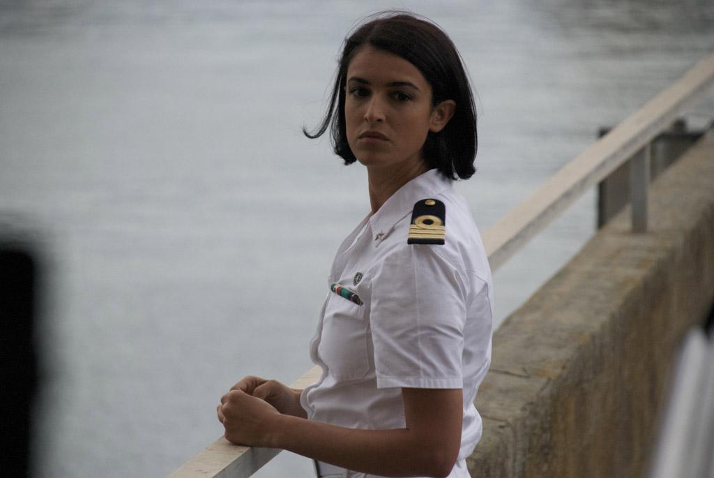 Si incentra sul lavoro della guardia costiera italiana la for Blanca romero filmografia