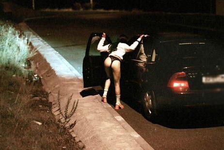 sognare di prostitute nere roma