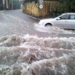 Nello Musumeci in visita nei territori colpiti dal nubifragio, entro mercoledì relazione danni in giunta