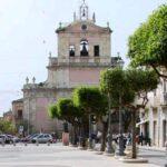 Campobello di Licata  da il benvenuto al parroco   don Carmelo Davide  Burgio