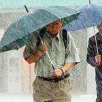Piogge e temporali in arrivo allerta gialla anche per la provincia di Agrigento