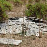 Rimosse oltre 47 tonnellate di amianto da alcune strade provinciali