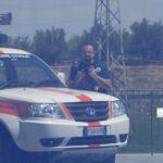 La Protezione Civile impegnata nella ricerca di una persona scomparsa a Favara