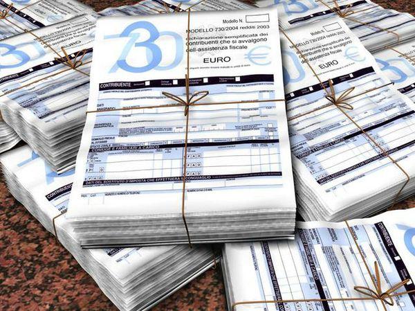 Dichiarazione dei redditi, più di 600 anomalie