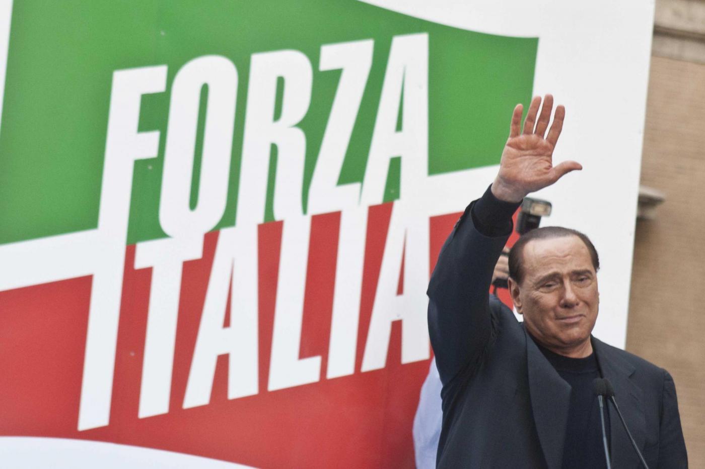 Palma di montechiaro giulio castellino e letizia pace for Deputati di forza italia