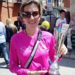 Atletica: Liliana Scibetta torna alla grande