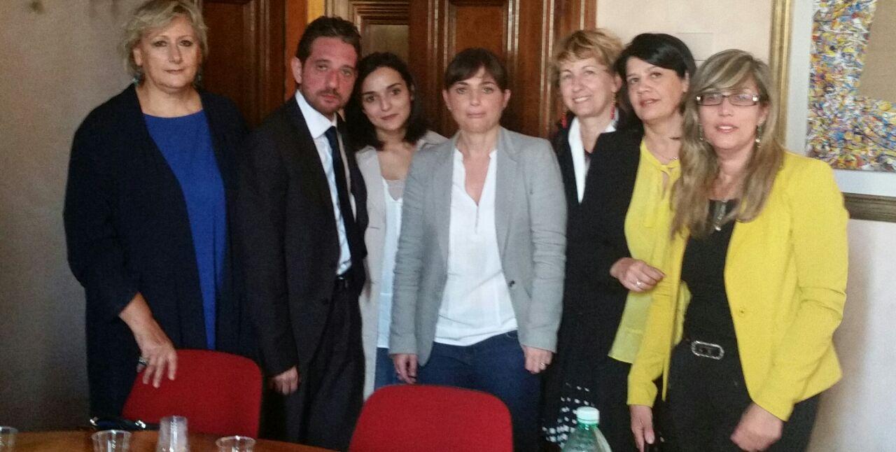 Sicilia autotrasporto i deputati del pd incontrano for Deputati del pd