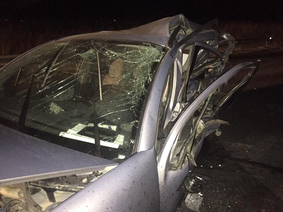 Canicattì, gravissimo incidente lungo la statale 123