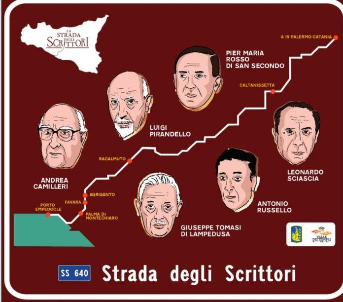 Inaugurato nuovo tratto statale Agrigento-Caltanissetta, Delrio:
