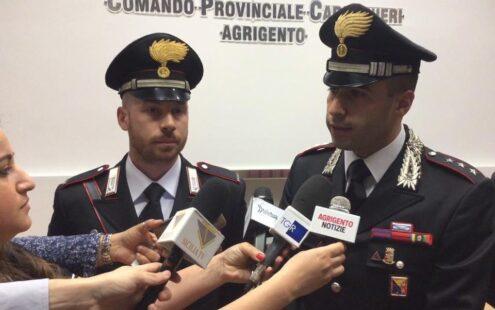 Estorsioni ai dipendenti di una cooperativa Due persone arrestate nell'Agrigentino