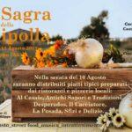Il Comune di Castrofilippo organizza la Sagra della Cipolla 2019