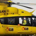 Canicattì, scontro auto-moto: elisoccorso in azione per 2 giovani feriti  a Racalmuto