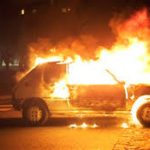 Licata, a fuoco Audi di un operaio: indagini in corso