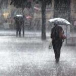 Allerta meteo rossa in provincia di Agrigento: scuole chiuse