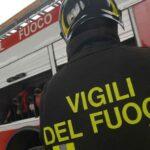 Naro, salvarono donna da incendio: encomio per i Vigili del Fuoco