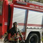 Favara, misterioso incendio di auto senza targa