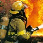 Incendio in azienda bombole gas: evitata tragedia