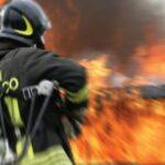 Favara, a fuoco mini-car di operaio 48enne