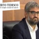 Canicattì, il Presidente del Consiglio Alberto Tedesco chiede al Sindaco tavoli tecnici per crisi uva e ipab Corsello