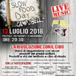 Campobello di Licata, tutto pronto per lo Slow Food Day 2018