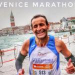 Lillo Belmonte,  alla Venice Marathon… eroica impresa