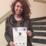 Naro, Sanremo Giovani: Adriana Fogliano premiata con borsa di studio