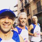Canicattinesi  alla maratona di Genova … Asd atletica Canicatti sempre presente nello sport e nel sociale.