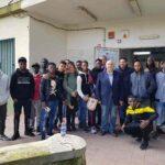 Ravanusa, Lions Club: solidarietà e migranti (Foto)