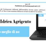 """Favara, dimissioni Alba dal direttivo Ati, Valenti: """"impreviste e immotivate"""""""