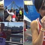 Maratona di New York, Raimondo Curto e Aurora Calabrò fino al traguardo. Siete stati grandi. Orgoglio canicattinese