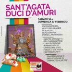 Leonardo Massaro: Il Busto di Sant'Agata in Porcellana Fredda (Cake Design) a Le Zagare
