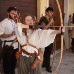Campionati Nazionali d'Arco Medievale: 2 medaglie e 3 nuovi Maestri agli arcieri agrigentini