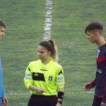 Floriana Lo Dico di Canicattì, arbitrerà la Finale Coppa Primavera